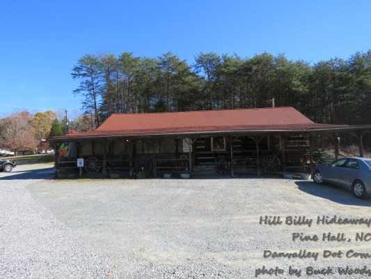 HillBilly Hideaway Dan Valley Dot Com