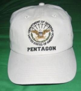 Pentagon Cap Dan Valley Dot Com