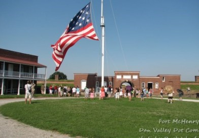 Fort McHenry Baltimore Harbor