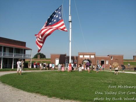 Fort Mc Henry 1 Dan Valley Dot Com