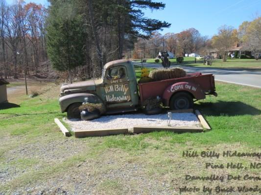 Hillbilly Hideaway Dan Valley Dot Com