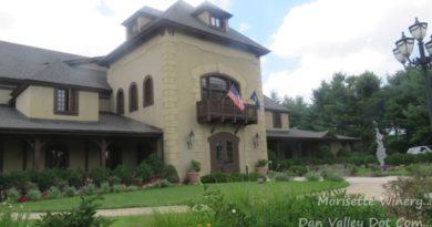 Chateau Morrisette Floyd Virginia