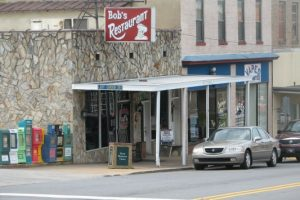 Bob's Restaurant Madison NC Danvalley dot com