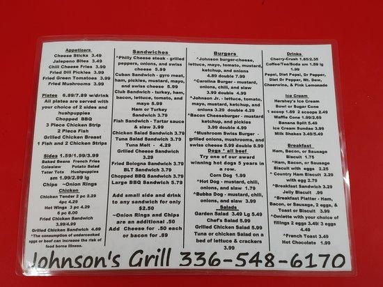 Johnson Family Grill Dan Valley Dot Com Madison